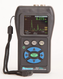 EHC 09 Color A-Scan (Wave) Thickness Gauge by Danatronics