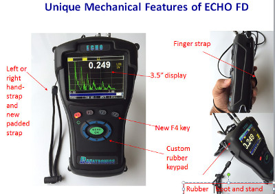 Echo FD Features