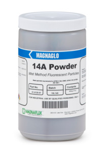 Magnaglo® 14A Fluorescent Magnetic Powder by Magnaflux®