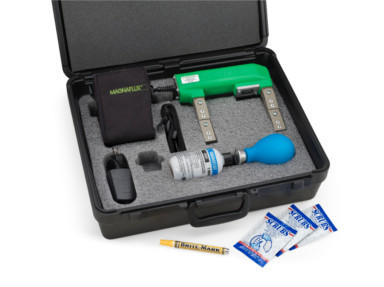 Magnavis® Y 8 Battery Operated Magnetic Yoke Kit by Mangaflux®