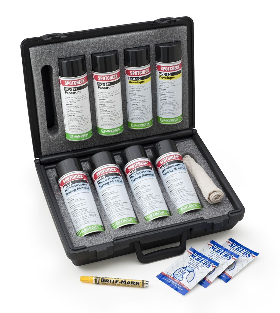 Spotcheck® SK-816 Penetrant Kit by Magnaflux®