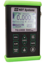 TG100D Digital Thickness Gauge by NDT Systems