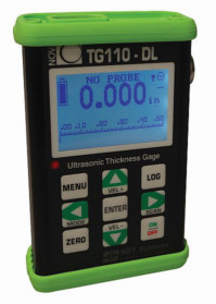 TG110DL Digital Thickness Gauge by NDT Systems