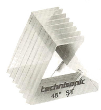 "ABS ""Serrated"" Wedges by Technisonic Research"