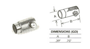 GD Permanent Delay (.25) Diameter by Technisonic Research